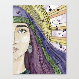 Lydia Canvas Print