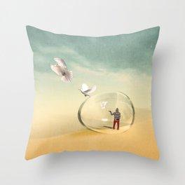 magical Throw Pillow