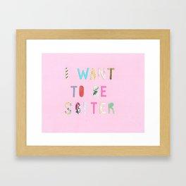 tenderqueerthings #10 Framed Art Print