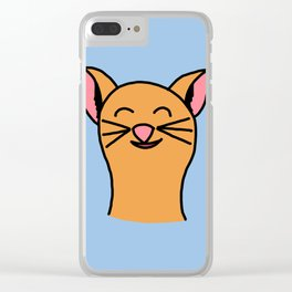 Adopt Thomas Clear iPhone Case