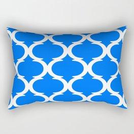Moroccan Quatrefoil 29 Rectangular Pillow