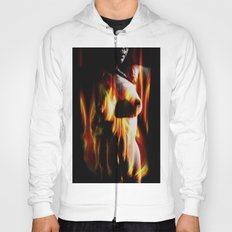 Burning with desire. Hoody