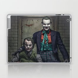 The Jokers in color Laptop & iPad Skin