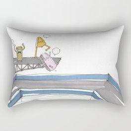 Jump! Rectangular Pillow