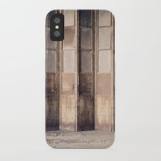 Accordion Glazed Slim Case iPhone X