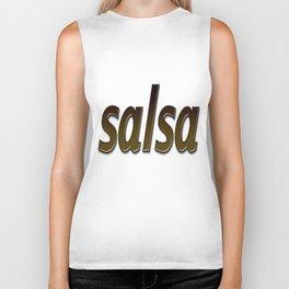 Salsa Café Sun Fade Biker Tank