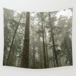 Memories of the Future - nature photography Wall Tapestry