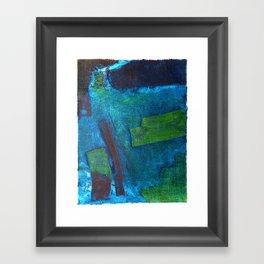 Harborscape Framed Art Print
