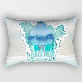 Phybia - Light of sadness Rectangular Pillow