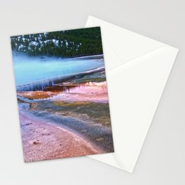 Sulfur Mist Stationery Cards