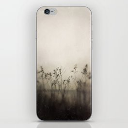August by the Sea iPhone Skin