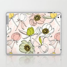 Peonies I Laptop & iPad Skin