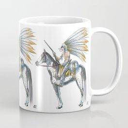 Numero 8 -Cosi che cavalcano Cose - Things that ride Things- Coffee Mug