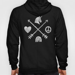 Sugar and Spice Compass Hoody
