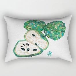 Sweet Sop Sugar Spring Rectangular Pillow