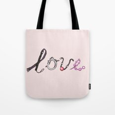 Toy Love Tote Bag