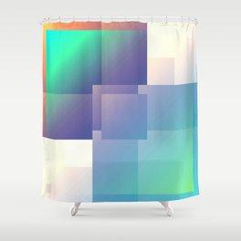P215M4 Shower Curtain