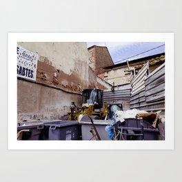 Barcelona Museum Art Print