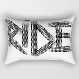 Ride! Rectangular Pillow