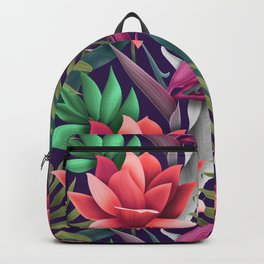The Enchanted Lotus Backpack