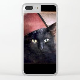 Fez Felix Clear iPhone Case