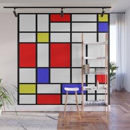 Mondrian #60 Wall Mural