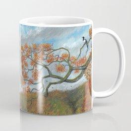 Magpie Woods Coffee Mug