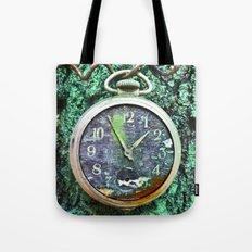Green Time Tote Bag