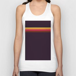 Sun Stripes Unisex Tank Top
