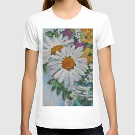 I love to paint popular Wildflowers T-shirt