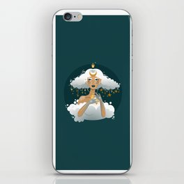 Lady Selene iPhone Skin