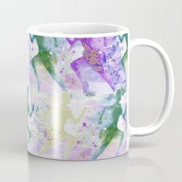 Watercolor women runner pattern Coffee Mug