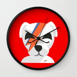 kk bolt Wall Clock