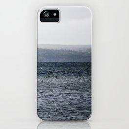 Lake Effect iPhone Case