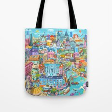Happy 60th Birthday European Union Tote Bag