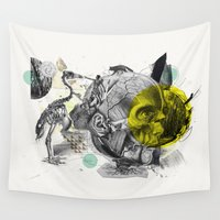 explore Wall Tapestries featuring Explore by Alexandre Perotto