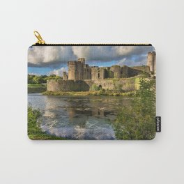 Caerphilly Castle Moat Carry-All Pouch