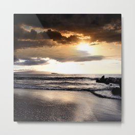 Rhythm of the Island Metal Print