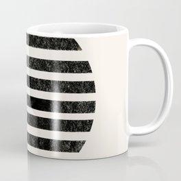 Abstract black shapes Coffee Mug