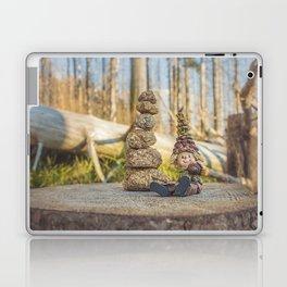 Wood Elf III Laptop & iPad Skin