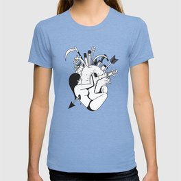 Love, Hate and Desire T-shirt