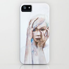 Sardonic iPhone Case