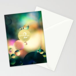 speak to me Stationery Cards