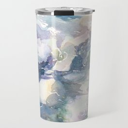 Rocks under water Travel Mug