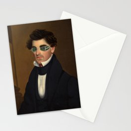 Nathaniel Olds by Jeptha Wade Stationery Cards
