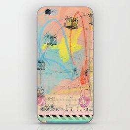 """""""Whirls"""" iPhone Skin"""