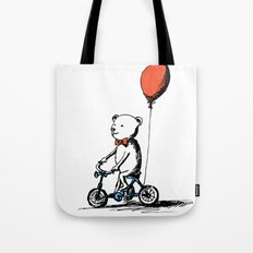 Tricycle Tote Bag