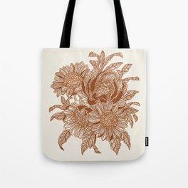 Overgrown 7 Tote Bag