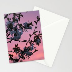 Blossom Tree Stationery Cards