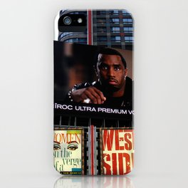 Diddy iPhone Case